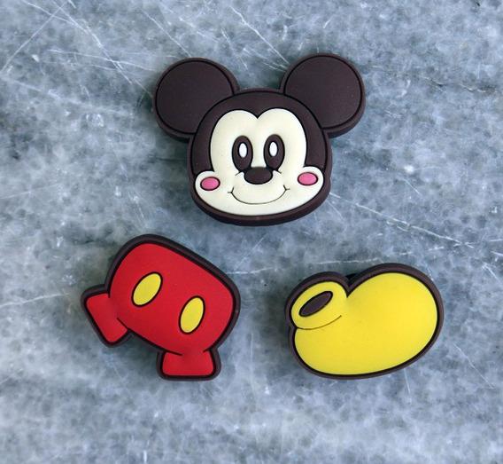 Mickey Donald Pluto Winnie Pooh Toy Story Crocs Figuras