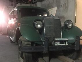 Mercedez Benz Diesel Año 1952, Colección