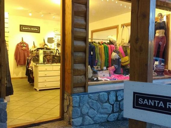 Fondo De Comercio Tienda De Ropa Santa Ropa En Villa La Angostura