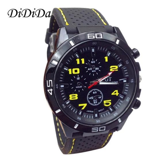 Reloj Deportivo De Silicona
