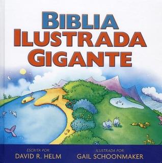 Biblia Ilustrada Gigante - ( Historias Biblicas )