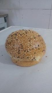 Pan De Hamburguesa Premium