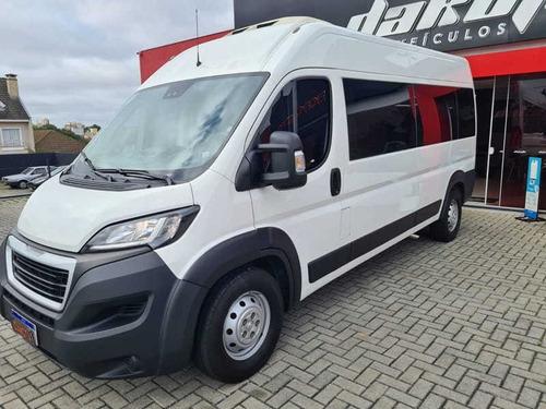 Imagem 1 de 15 de Peugeot Boxer Minibus 2.0 16l Turbo Diesel 2020