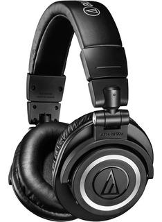 Auriculares Audio Technica Ath-m50x Profesional Monitoreo