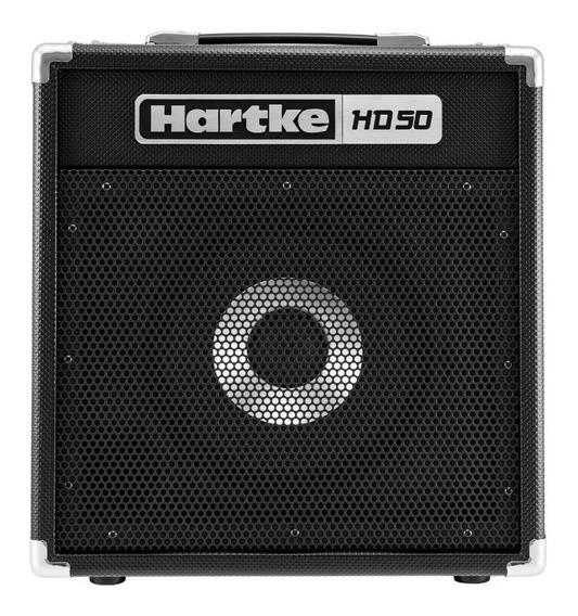 Amplificador De Bajo Hartke 50 W Hd50