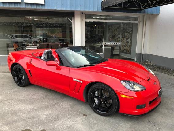 Chevrolet Corvette Grand Sport 6.2 Conversível V8 Gasolina