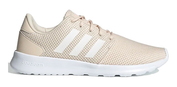 Tenis Atleticos Cloudfoam Qt Racer Mujer adidas Ee8085