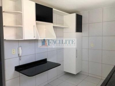 2471 - Apartamento Para Vender, Jardim Cidade Universitária, João Pessoa, Pb - 2471