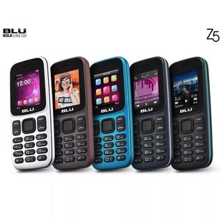 Celular Blu Z5 Dual Chip Tela1.8 Bluetooth