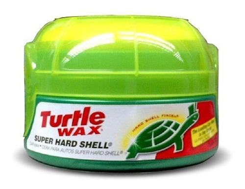 Imagen 1 de 1 de Cera 270grs. Pasta Con Esponja Turtle Wax
