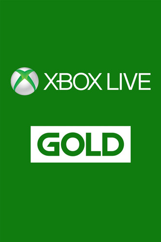 Xbox Live Gold 3 6 12 Meses  Promocion