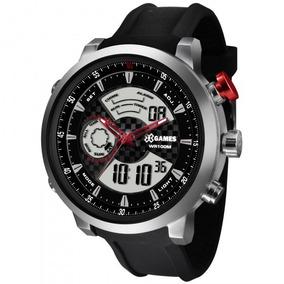 Relógio Xgames Xmspa014 P2px Masculino Preto - Refinado