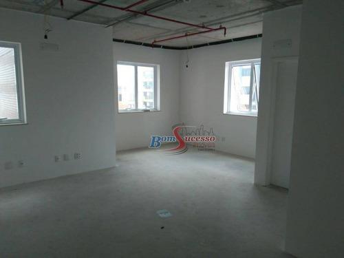Imagem 1 de 16 de Sala Para Alugar, 42 M² Por R$ 2.500,00/mês - Tatuapé - São Paulo/sp - Sa0110