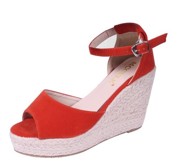 Sapato Feminino Sandálias De Salto Alto Plataforma
