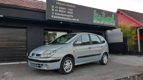 Sucata Renault Scenic Rxe 2.0 16v 2001