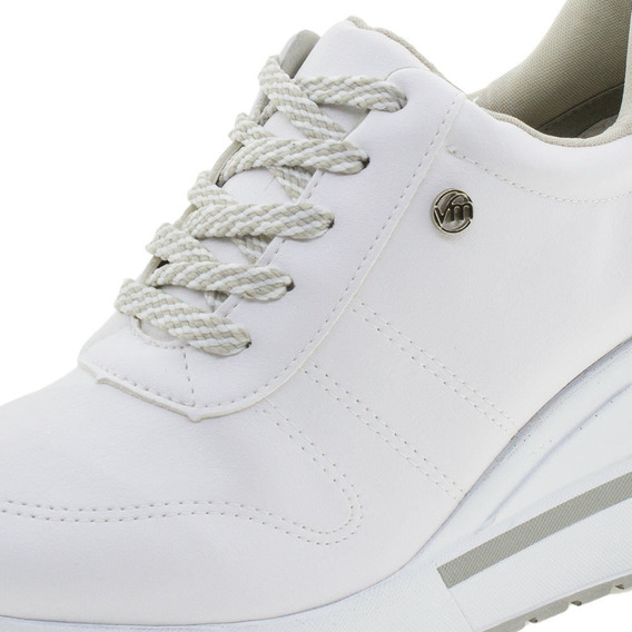 Tênis Feminino Sneakers Via Marte - 193322 Branco
