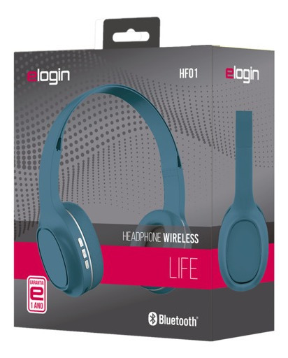 Headphone Bluetooth Hf01 Elogin