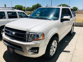 Ford Expedition Limited V6 Bt Aut 2017