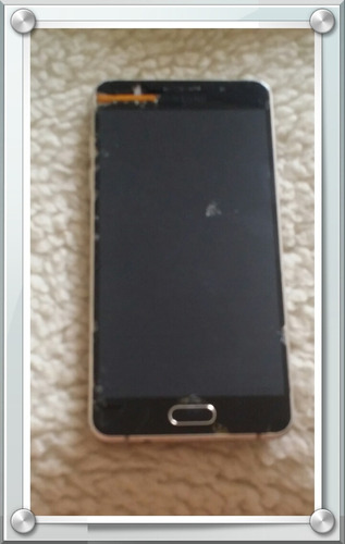 Celular Smartphone Samsung Galaxy A5 Com Defeito (leia!)