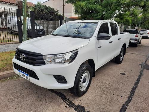 Toyota Hilux D/c 2.4 Dx 4x2