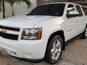 Chevrolet Suburban 5.3 Piel Aa Dvd 2da. Cubo At