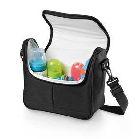 Bolsa Térmica Cool-er Bag Multikids Baby Bb027 - Preta