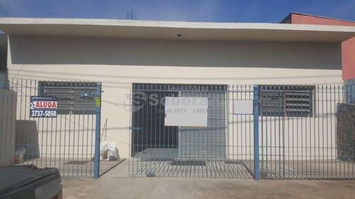 Salão Para Aluguel Em Parque Da Figueira - Sl012200