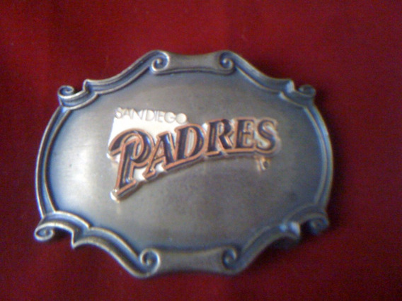 Hebilla Padres De San Diego