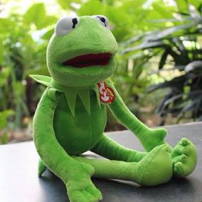 Kako Kermit Muppets Baby De Pelúcia Sapo 42cm Pronta Entrega