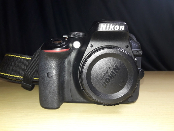 Câmera D5300 Nikon (corpo) Dslr Black Friday