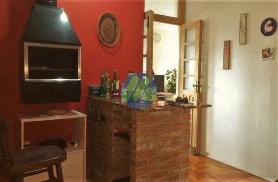 Apartamento Com 3 Dorms, Centro, Pelotas - R$ 420 Mil, Cod: 63 - V63