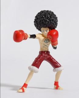 Coleccion Figuras One Piece - Salvat Nº 35 Monkey.d.luffy