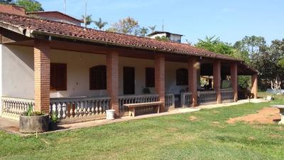 Linda Chácara Ibiúna 1.800 M Casa 4 Dorm, Ótima Localização!