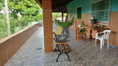 Chácara Com 4 Dormitórios À Venda, 3960 M² Por R$ 639.000,00 - Estancia Climaterica Ype - Jarinu/sp - Ch0591