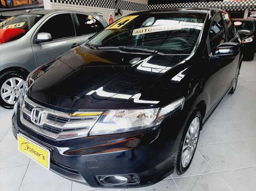 Imagem 1 de 11 de Honda City 2014 1.5 Lx Flex Aut. 4p