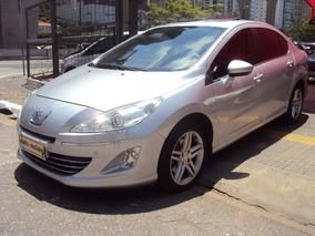 Peugeot 408 1.6 Thp Griffe Aut. 4p Ano 2013