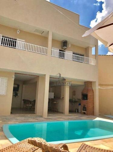 Casa Com 3 Dormitórios À Venda, 233 M² Por R$ 950.000,00 - Parque São Quirino - Campinas/sp - Ca13220
