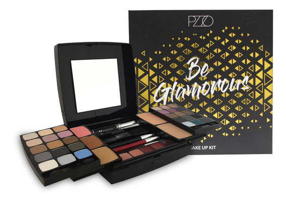 Kit De Maquillaje Petrizzio Be Glamorous