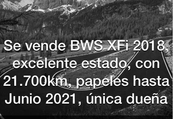 Yamaha Wbs X Fi Cc125
