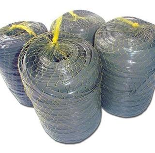 12 Rolos Fitilho Plástico Amarração Embalagem Artesanato