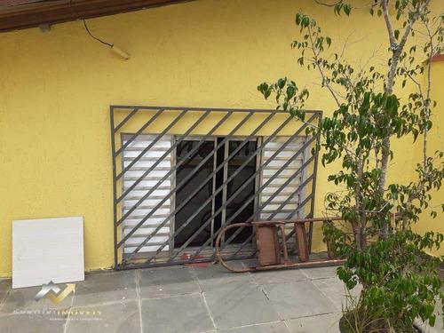 Casa À Venda, 46 M² Por R$ 300.000,00 - Vila Pires - Santo André/sp - Ca0592