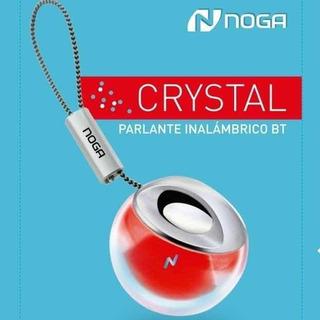 Parlante Inalámbrico Crystal Noga