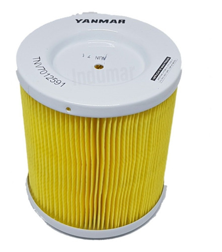 Elemento Filtro De Ar Motor Yanmar 2tnv70 3tnv70 /termo King