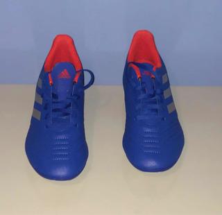 Vendo Pupos Adidas Predator Azules Calzados Zapatos