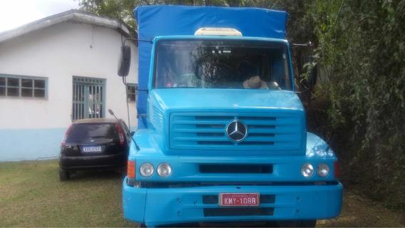 Caminhão Mercedes-benz L 1418 R 6x2