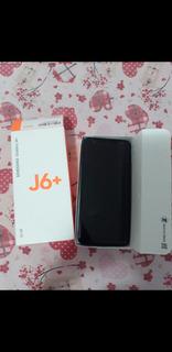 Celular J6 Plus,cor Preta