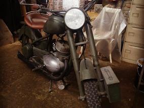 Islo 1964, Adaptación Moto Clásica Años 40s