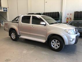 Toyota Hilux 3.0 Srv Cab. Dupla 4x4 Aut. Fs Caminhoes