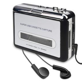 Usb Fita Cassete Conversor Para Mp3 Cd Player Pc