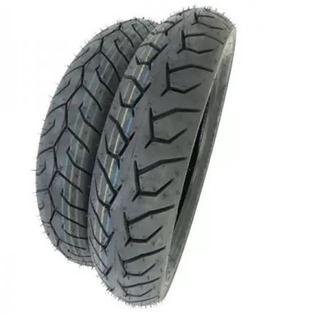 Par Pneu Pirelli 100/90-14 + 90/90-14 Honda Pcx150 Original